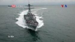 Australia ủng hộ Mỹ tuần tra tự do hàng hải gần Đá Chữ Thập