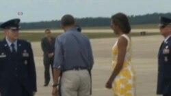 奧巴馬開始渡假,情報項目辯論仍然繼續