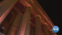 VOA英语视频: 美国国家肖像馆表彰六名杰出美国人