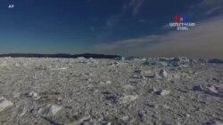 Գրենլանդիայի Յակոբզավն սառցադաշտը ոչ միայն չի հալվում, այլ նույնիսկ մեծանում է