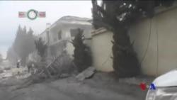 敘利亞全國停火實施後爆發衝突