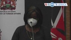 Manchetes africanas 20 Janeiro: Governo britânico promete milhões de dólares em ajuda ao Quénia