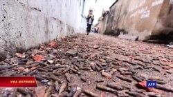 Bắc Ninh: Nổ lớn tại kho phế liệu chứa đầu đạn