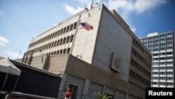 ABD'nin Tel Aviv'deki büyükelçiliği 2018 yılında Kudüs'e taşınmıştı.