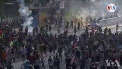 Irak: Omeyn yon Mò nan Manifestasyon An ti-Gouvènmantal yo