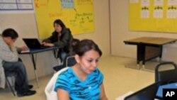 ذہین امریکی طالب علموں کی تقریب تقسیم انعامات