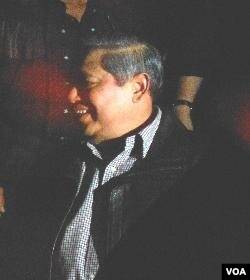 Presiden SBY didampingi sejumlah Menteri ikut menonton Java Jazz festival 2012 di Jakarta (2/3).