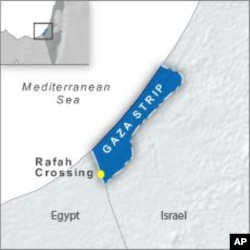 Egypt Opens Border With Gaza Strip to Allow Humanitarian Aid
