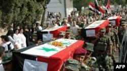 Suriyada kurd yetakchining janozasi otishmaga aylangan