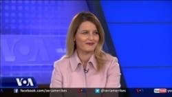 Intervistë me Ministren e Integrimit Evropian të Kosovës, Dhurata Hoxha.