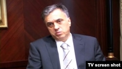 Crnogorski predsednik Filip Vujanović