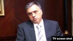 Predsednik Crne Gore Filip Vujanović