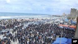 Líbia: Os pontos fortes de um regime abalado por uma crise regional