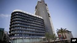 Главный офис «Ливанского канадского банка». Бейрут, Ливан