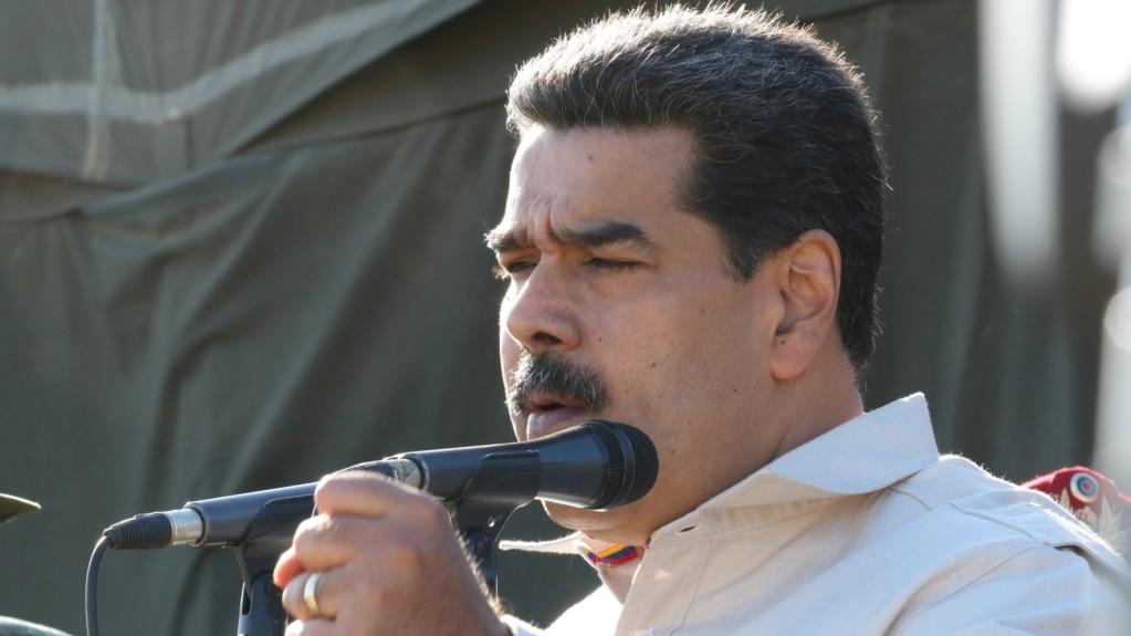 Tổng thống Venezuela, Nicolas Maduro.