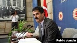 Cumhuriyet Halk Partisi Tunceli Milletvekili Hüseyin Aygün