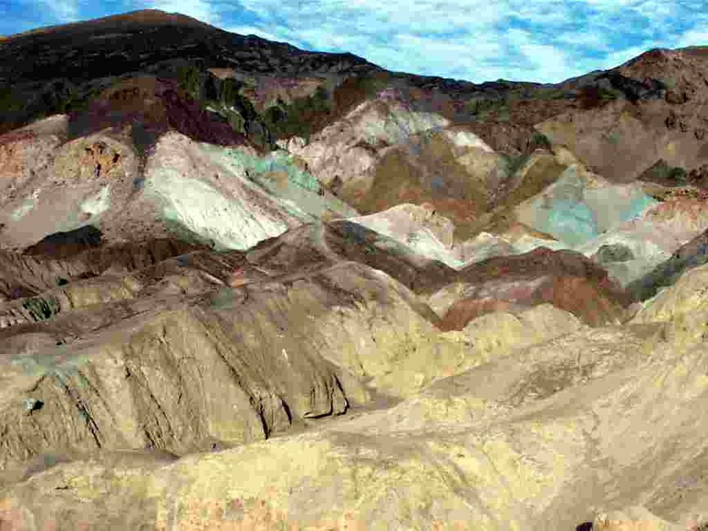 Viajar: California, tierra de paisajes