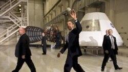 پرزيدنت اوباما انتظار دارد تا اواسط دهۀ ۲۰۳۰ فضانوردان بتوانند به مدار مريخ سفر کنند