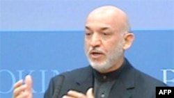 Президент Карзай озабочен жертвами среди мирного населения Афганистана