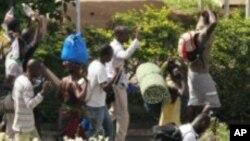 پیشنهاد آتش بس در ساحل عاج