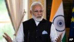 나렌드라 모디 인도 총리.