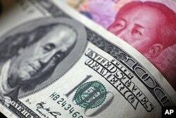 美参议院拟立法制裁中国控制汇率