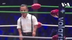 Mexico: Các võ sĩ lùn vượt qua sự nhạo báng để trở thành ngôi sao