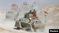 伊拉克武装从摩苏尔东部展开攻势(2016年10月18日)