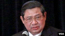 Presiden Susilo Bambang Yudhoyono meminta agar dana hibah 600 juta dolar dari Amerika digunakan sesuai sasaran.