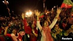 زرهاو خلک د اسلام آباد په حساسه سیمه کې احتجاج کوي