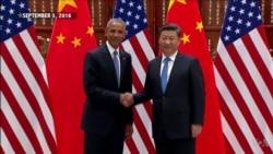 همکاری آمریکا و چین برای پیشبرد توافق پاریس در کنترل تغییرات جوی