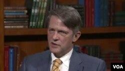 Tomas Kantrimen, bivši visoki diplomata Stejt Departmenta.
