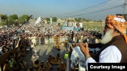 JUF rally in Khyber agency