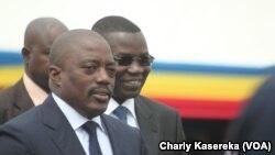 Déclaration d'Aubin Minaku au micro de Top Congo FM
