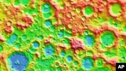 Научници на НАСА креираат прецизна мапа на Месечината