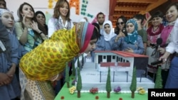 ملالہ یوسفزئی نے اسکول کا افتتاح اتوار کو اپنی 18ویں سالگرہ کے موقع پر کیا