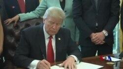 川普再签行政令 减少多达75%的企业监管