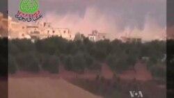Syria Denies Cluster Bomb Allegations
