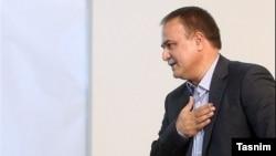 علی رستگار سرخه ای مدیر عامل پیشین بانک ملت