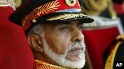 Sultan Qaboos bin Said