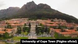 Universidade de Cape Town, África do Sul