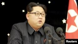 Shugaban Korea Ta Arewa, Kim Jong Un