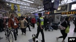Glavna željeznička stanica u Londonu