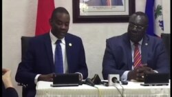 Ayiti: Minis Jobert Angrand Pwomèt Akonpayman pou Akrikiltè yo