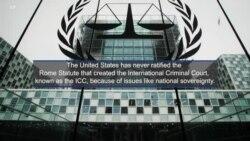 U.S. Will Not Tolerate An Illegitimate ICC
