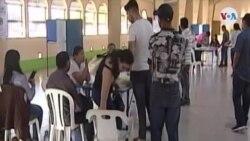 PREVIA ELECCIONES EN GUATEMALA