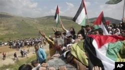 فلسطینی ها: عملیه صلح به بن بست رسیده است