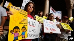 Al menos unas dos millones de personas han sido deportadas durante el gobierno del presidente Barack Obama.
