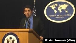شارق ظفر: مسلمانان امریکایی در نفی این نظریه که گویا ایالات متحده بر ضد اسلام است، بکوشند