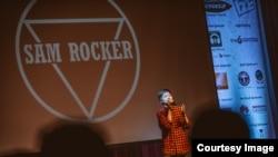 Sam Rocker តន្ត្រីករ អ្នកនិពន្ធបទចម្រៀង និងអ្នកជាអ្នកចម្រៀងសូឡូ។ (រូបភាពផ្តល់ឲ្យ)